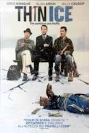 Poster Thin Ice - Tre uomini e una truffa