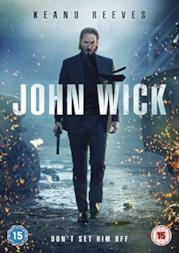John Wick [DVD] [Edizione: Regno Unito]