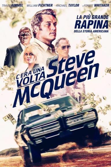 Poster C'era una volta Steve McQueen