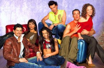 Il cast della terza stagione di Paso Adelante