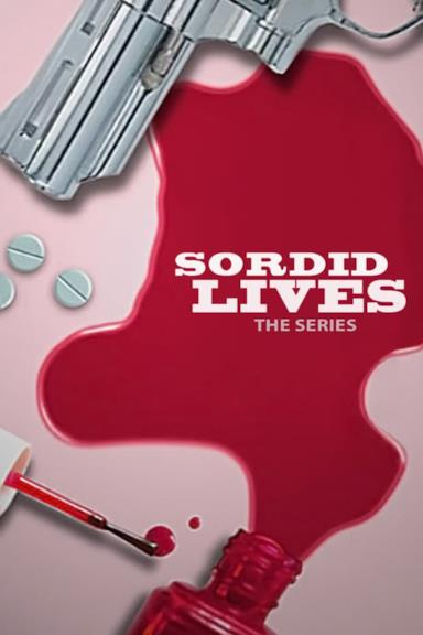 Poster Sordid Lives: The Series