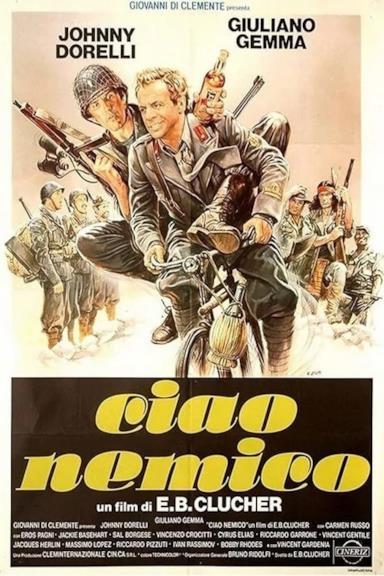 Poster Ciao nemico