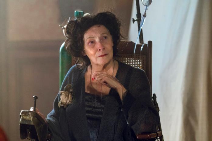 Bety Buckley è la nonna di Jessse in Preacher 3
