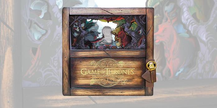 Il cofanetto Game of Thrones: The Complete Collection