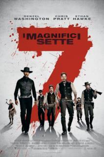 Poster I magnifici 7