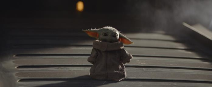 Il mandaloriano di Star Wars: The Mandalorian