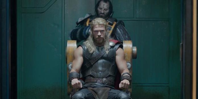 Il taglio di capelli è stata una liberazione per il personaggio di Thor