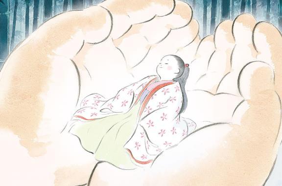 Okina trova la piccola Gemma di Bambù