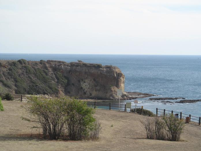 I bombardamenti di Dunkirk a Rancho Palos Verdes, in California