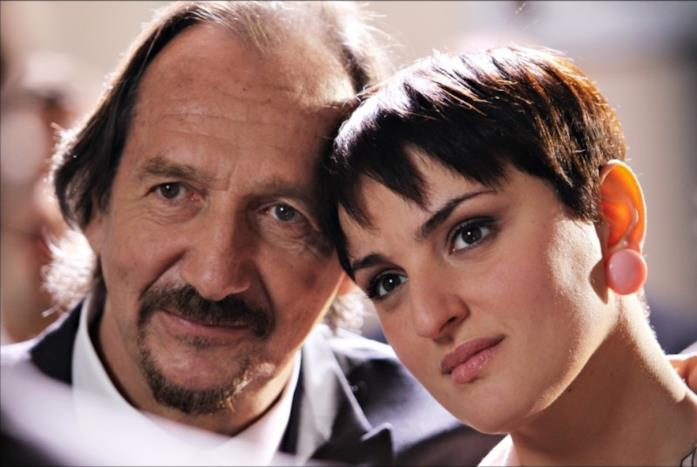 Arisa con Andrea Mingardi