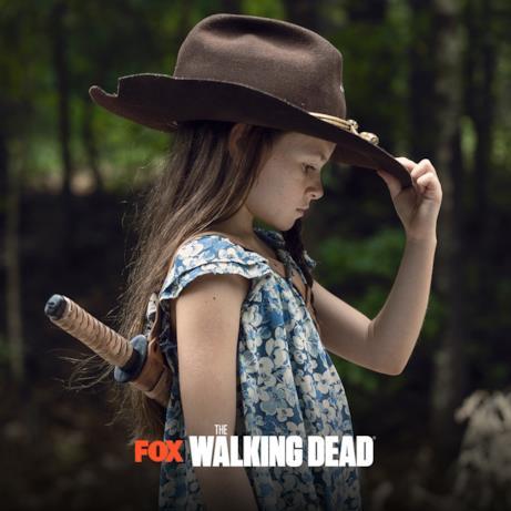 Judith Grimes nei nuovi episodi di The Walking Dead 9