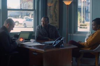 Un'immagine di The Falcon and the Winter Soldier