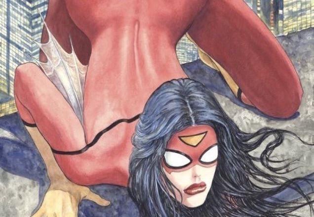 La letale Jessica Drew, Spider Woman