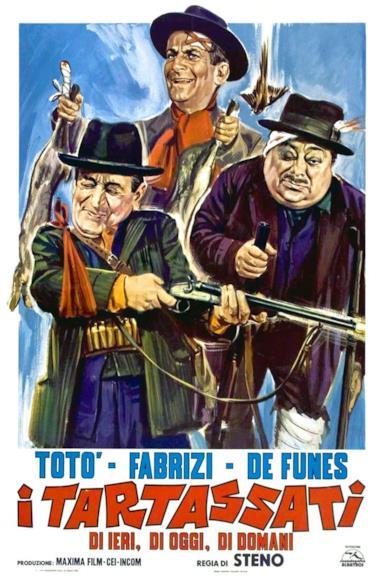 Poster I tartassati