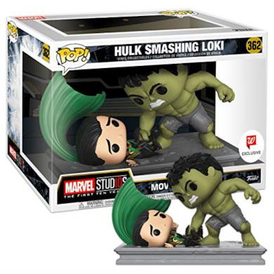 Marvel Movie Moments (34883): Hulk Smashing Loki