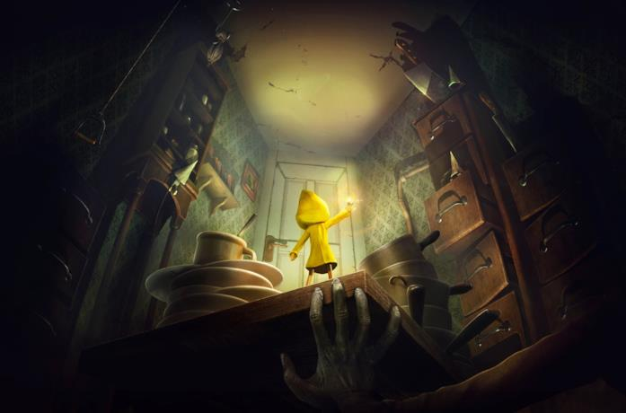 Little Nightmares tra i Games With Gold di gennaio