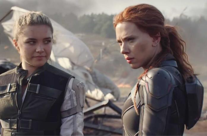 Scarlett Johansson e Florence Pugh
