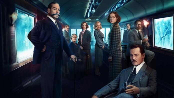 I passeggeri dell'Orient Express