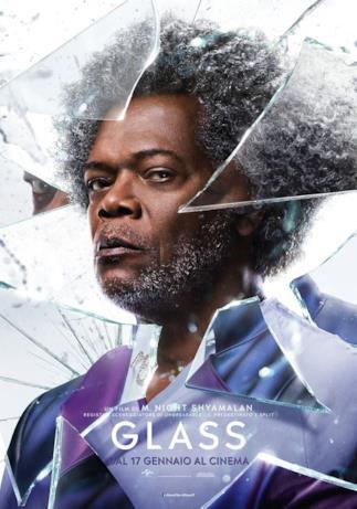Elijah Price/Samuel Jackson