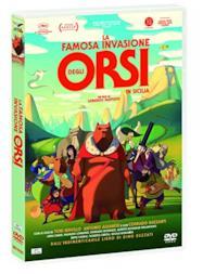 La famosa invasione degli orsi in Sicilia  (DVD)