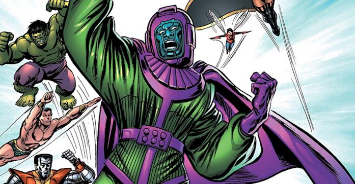 Cover di Avengers: Kang - Time And Time Again