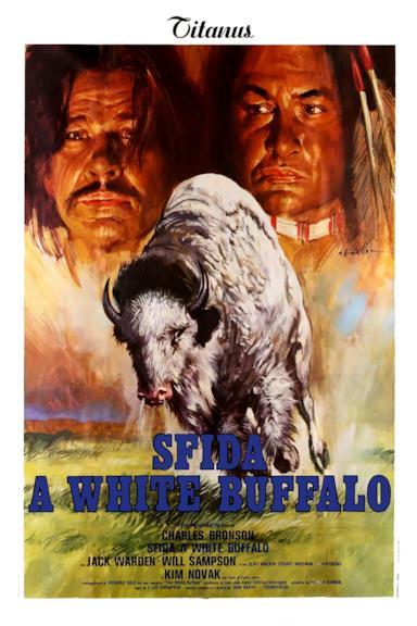 Poster Sfida a White Buffalo
