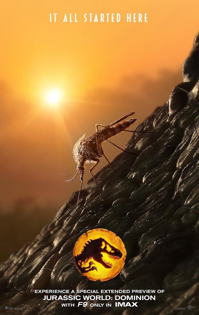Jurassic World: Dominion di Universal Pictures