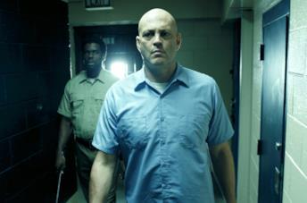 Un primo piano di Vince Vaughn in Cell Block 99 - Nessuno può fermarmi