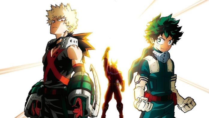 My Hero Academia ordine