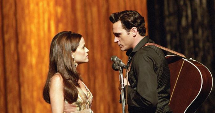 Joaquin Phoenix e Reese Witherspoon pronti per cantare in Quando l'amore brucia l'anima