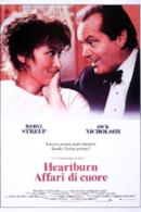 Poster Heartburn - Affari di cuore