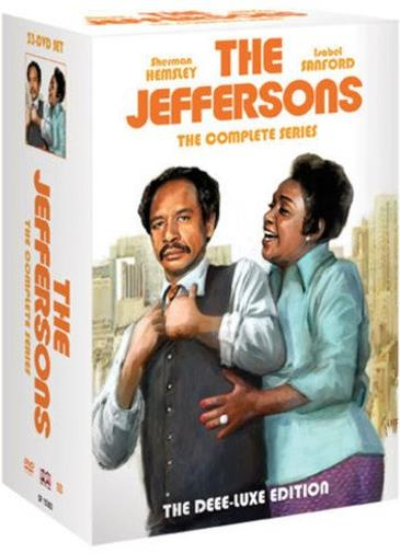 Cofanetto DVD The Jeffersons: Seasons 1-11
