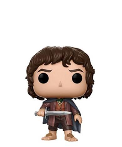 Funko POP! Movies - Lord of the Rings - Frodo #444 Vinyl Figure 10cm