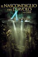 Poster Il nascondiglio del diavolo - The cave