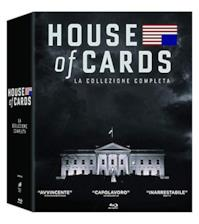 House Of Cards Stagioni 1-6