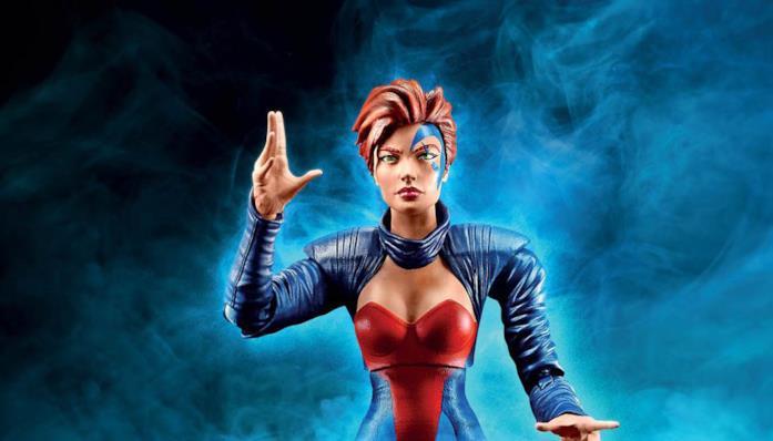 Marvel X-Men Legends  Jean Gray action figure