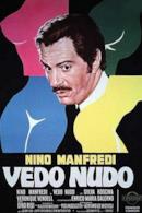 Poster Vedo nudo
