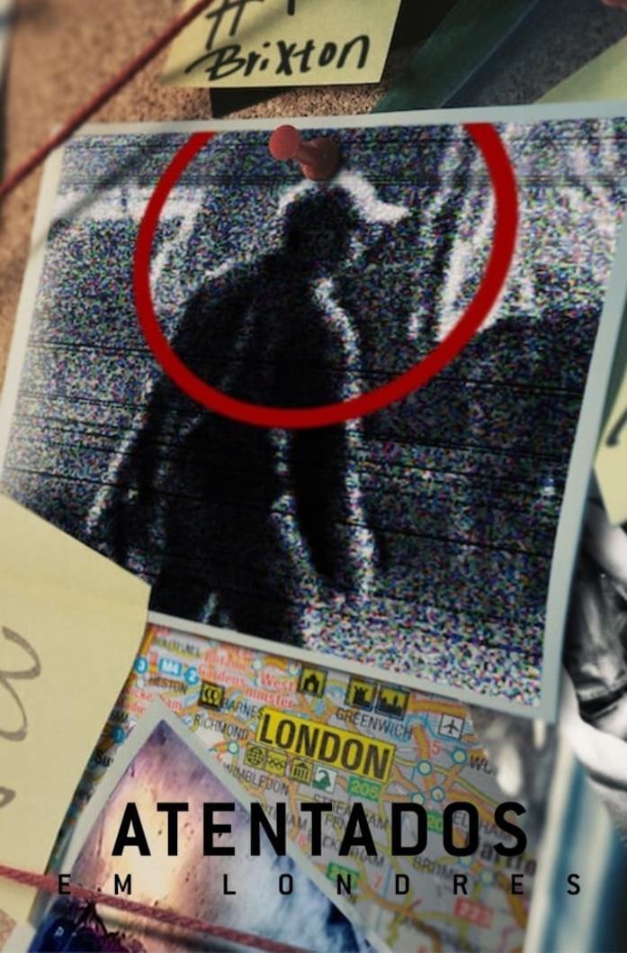 La locandina di Nail Bomber: Terrore a Londra