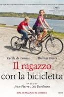Poster Il ragazzo con la bicicletta