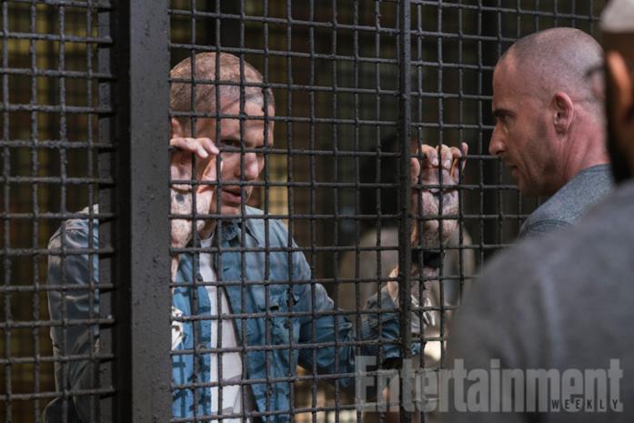 Nella nuova stagione di Prison Break Michael Scofield avrà dei nuovi tattoo