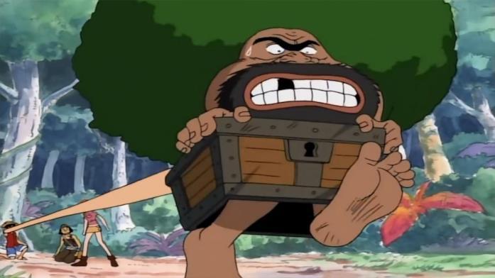 Gaimon nell'anime di One Piece