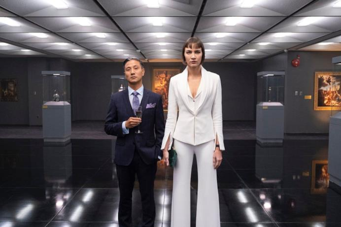 Alan Uy e Sidney Lemmon sono Chris Yen e Ana Helstrom nella nuova serie TV targata Marvel Television e Hulu
