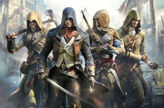 La Rivoluzione Francese di Assassin's Creed Unity