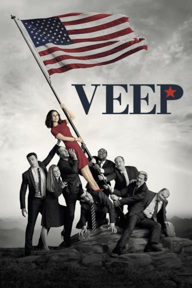 Poster Veep - Vicepresidente incompetente