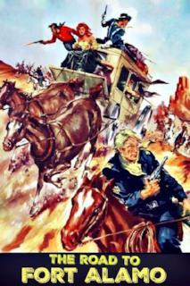 Poster La strada per Forte Alamo