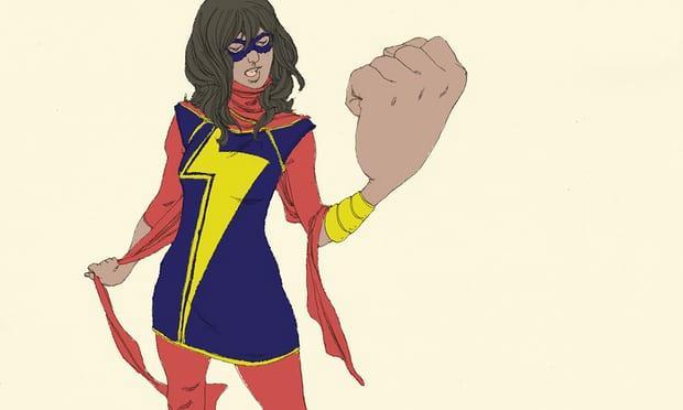 Kamala Kham/Miss Marvel