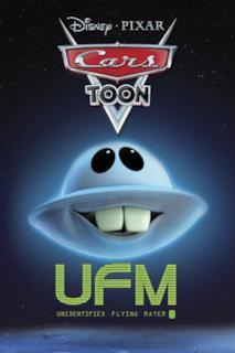 Poster Cricchetto U.F.O.