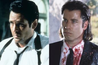 Michael Madsen e John Travolta nei film di Tarantino