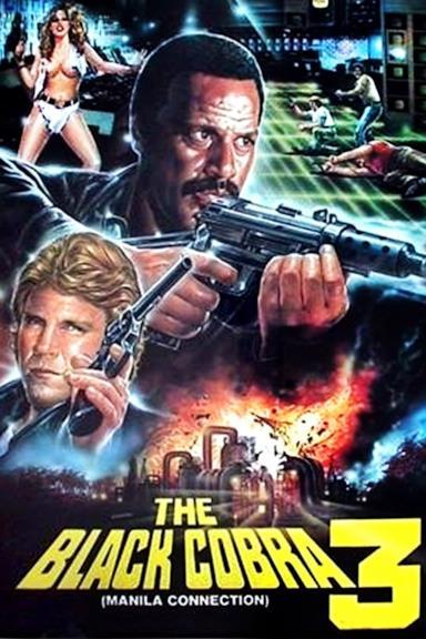 Poster The Black Cobra 3