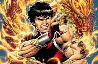 Shang-Chi nella sua versione a fumetti